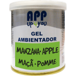 Air freshener gel Apple