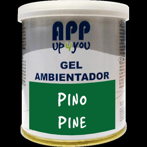 Air freshener gel Pine