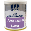 Air freshener gel Lavender