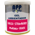 Air freshener gel Strawberry