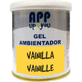 Air freshener gel Vainille